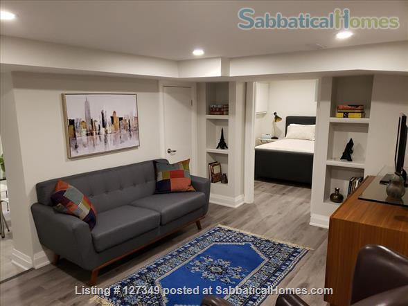 Beautifully Bright  - New  One Bedroom Apartment  Home Rental in Toronto, Ontario, Canada 7