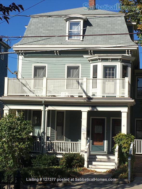 Large 1+bedrooms, 2 studies, 2 baths near Harvard, MIT. Home Rental in Somerville, Massachusetts, United States 1