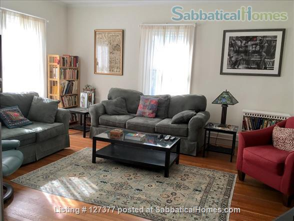 Large 1+bedrooms, 2 studies, 2 baths near Harvard, MIT. Home Rental in Somerville, Massachusetts, United States 0