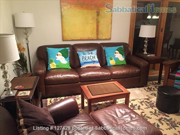 Furnished, 2 bdm, 1.5 ba, Cardiff by the Sea (North San Diego area), Townhome Home Rental in Encinitas, California, United States 2