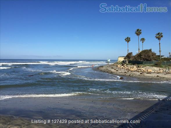 Furnished, 2 bdm, 1.5 ba, Cardiff by the Sea (North San Diego area), Townhome Home Rental in Encinitas, California, United States 8