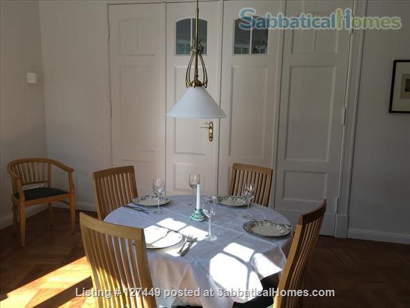 Beautiful recently renovated furnished 3 room apartment in Berlin Steglitz/Friedenau Home Rental in Berlin, Berlin, Germany 2