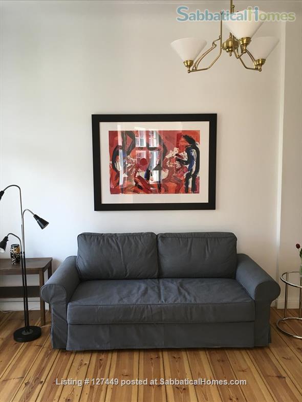 Beautiful recently renovated furnished 3 room apartment in Berlin Steglitz/Friedenau Home Rental in Berlin, Berlin, Germany 6