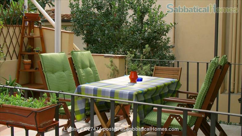 listing image for Ortobello - a quiet terrace in the center of Florence