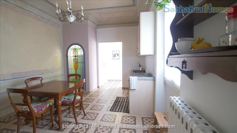 Ortobello - a quiet terrace in the center of Florence Home Rental in Firenze, Toscana, Italy 6