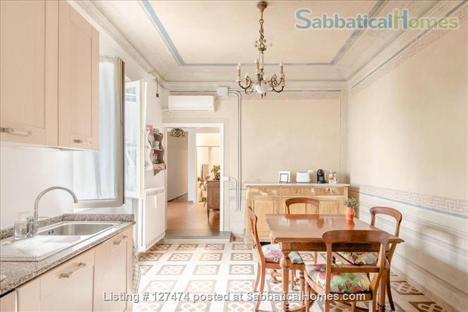 Ortobello - a quiet terrace in the center of Florence Home Rental in Firenze, Toscana, Italy 0
