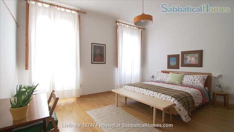 Ortobello - a quiet terrace in the center of Florence Home Rental in Firenze, Toscana, Italy 3