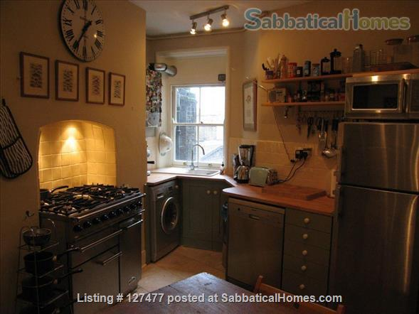 Charming and characterful 3-bedroom apartment in the heart of London Home Rental in Fitzrovia, England, United Kingdom 3