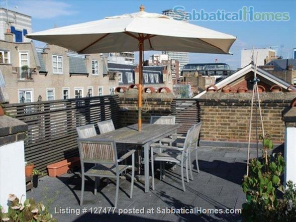 Charming and characterful 3-bedroom apartment in the heart of London Home Rental in Fitzrovia, England, United Kingdom 5