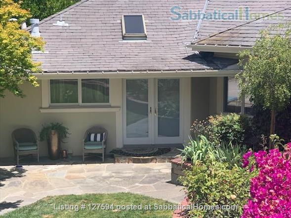 Guest House Available for Short Term Rental Home Rental in Woodside, California, United States 1