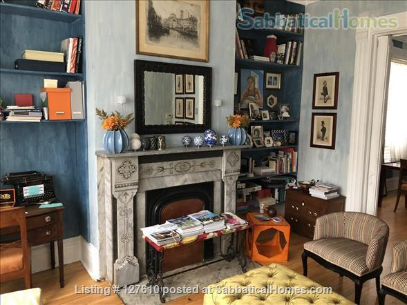 Chic European vibe:  light filled two bedroom apartment in the heart of  Lincoln Park, Chicago Home Rental in Chicago, Illinois, United States 1