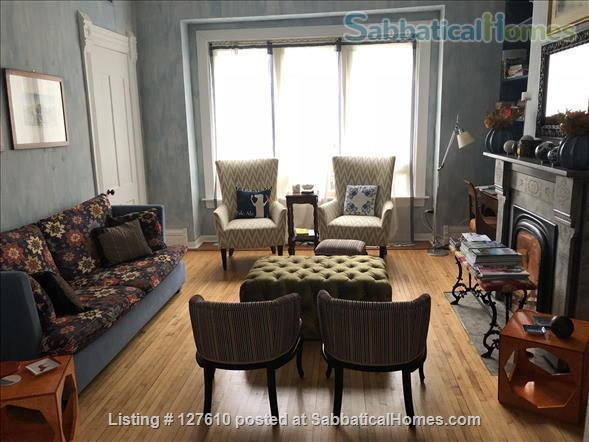 Chic European vibe:  light filled two bedroom apartment in the heart of  Lincoln Park, Chicago Home Rental in Chicago, Illinois, United States 0
