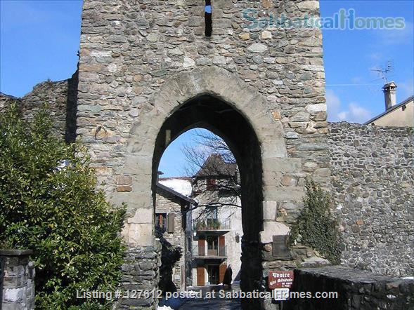 Charming 4 Bedroom Home in Medieval Village near Geneva Home Rental in Yvoire, Auvergne-Rhône-Alpes, France 0
