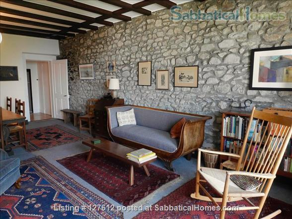 Charming 4 Bedroom Home in Medieval Village near Geneva Home Rental in Yvoire, Auvergne-Rhône-Alpes, France 3