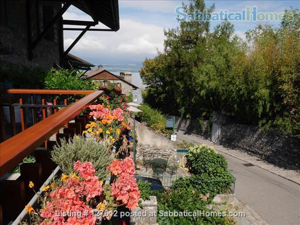 Charming 4 Bedroom Home in Medieval Village near Geneva Home Rental in Yvoire, Auvergne-Rhône-Alpes, France 4