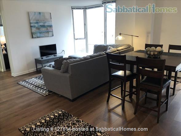 Fully Furnished - 1 bed in Chicago's  Gold Coast -  close to everything!! Home Rental in Chicago, Illinois, United States 1