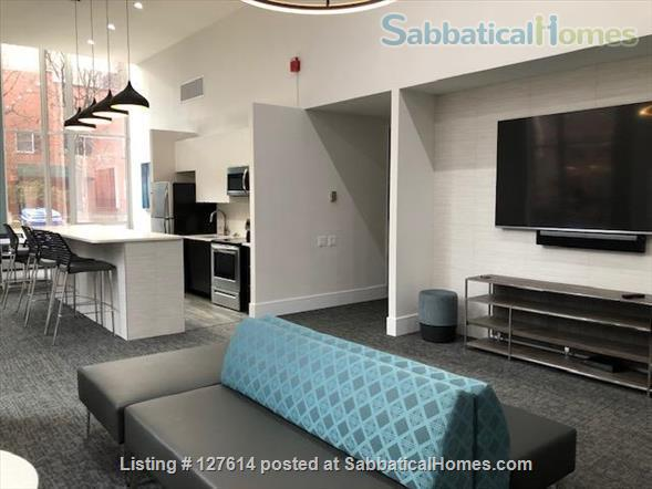 Fully Furnished - 1 bed in Chicago's  Gold Coast -  close to everything!! Home Rental in Chicago, Illinois, United States 6