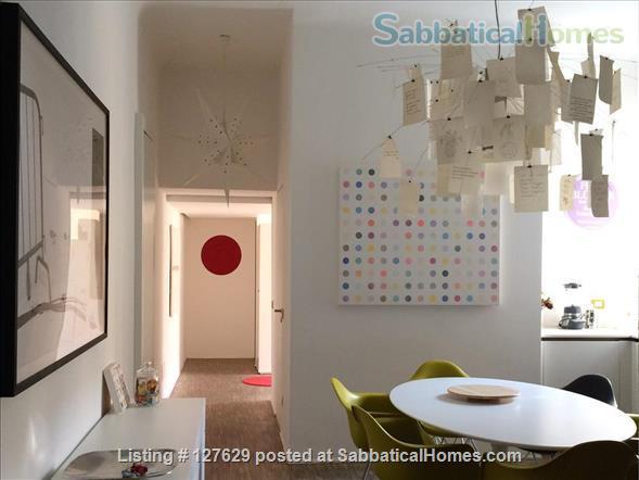 Amazing design apartment in Milan  Home Rental in Milan, Lombardia, Italy 1