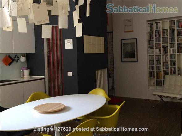 Amazing design apartment in Milan  Home Rental in Milan, Lombardia, Italy 0