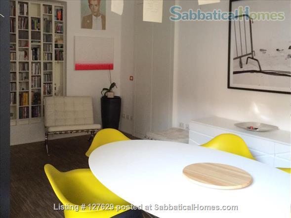 Amazing design apartment in Milan  Home Rental in Milan, Lombardia, Italy 2