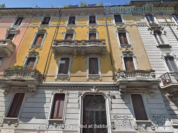 Amazing design apartment in Milan  Home Rental in Milan, Lombardia, Italy 8