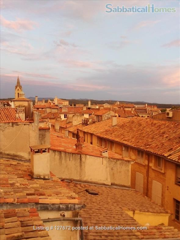 **** Large Duplex Penthouse with awesome view / Historical Center Home Rental in Aix-en-Provence, Provence-Alpes-Côte d'Azur, France 9