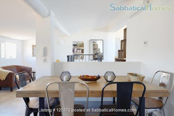 **** Large Duplex Penthouse with awesome view / Historical Center Home Rental in Aix-en-Provence, Provence-Alpes-Côte d'Azur, France 8