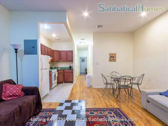 Strivers Row Sanctuary in Harlem  Home Rental in New York, New York, United States 9
