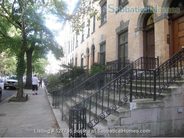 Strivers Row Sanctuary in Harlem  Home Rental in New York, New York, United States 1
