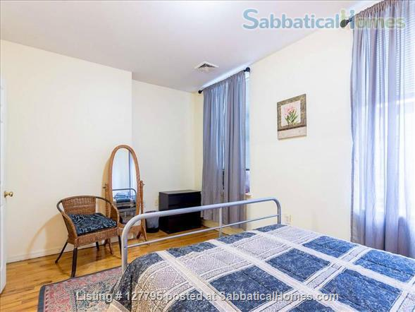 Strivers Row Sanctuary in Harlem  Home Rental in New York, New York, United States 3