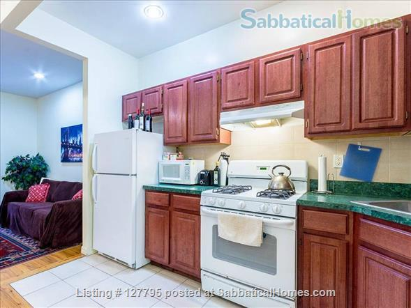 Strivers Row Sanctuary in Harlem  Home Rental in New York, New York, United States 6