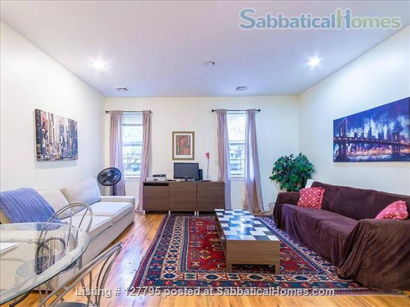 Strivers Row Sanctuary in Harlem  Home Rental in New York, New York, United States 8