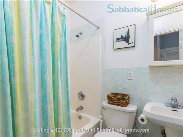 Comfortable Strivers Row Hideaway Home Rental in New York, New York, United States 2