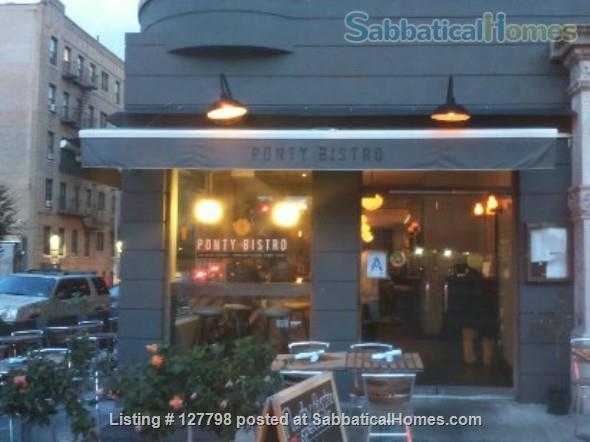 Comfortable Strivers Row Hideaway Home Rental in New York, New York, United States 8