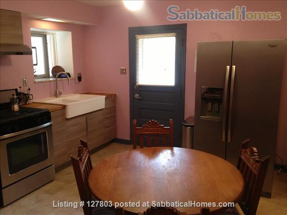 2-Level, 2-Bedroom, 2-Bath Apartment with Patio 15 minutes from Campus Home Rental in Pittsburgh, Pennsylvania, United States 5