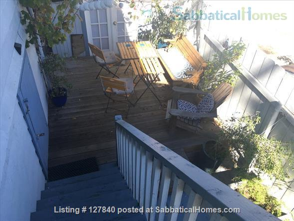Stylish 1930s Home with Beautiful Garden and View Home Rental in San Diego 7