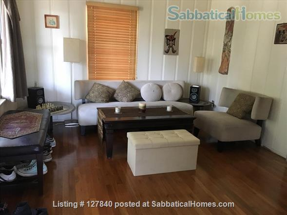 Stylish 1930s Home with Beautiful Garden and View Home Rental in San Diego 1