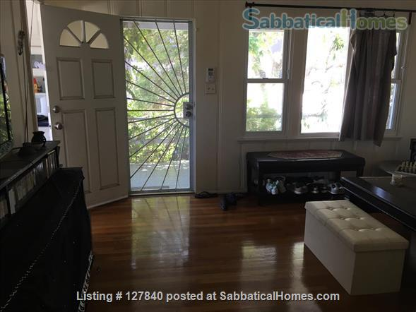 Stylish 1930s Home with Beautiful Garden and View Home Rental in San Diego 0