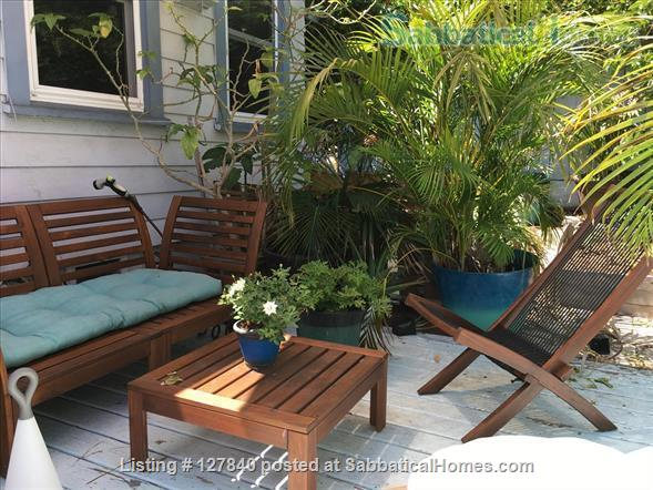 Stylish 1930s Home with Beautiful Garden and View Home Rental in San Diego 2