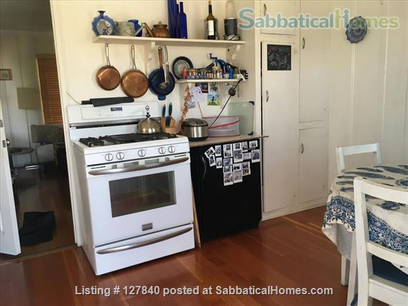 Stylish 1930s Home with Beautiful Garden and View Home Rental in San Diego 3