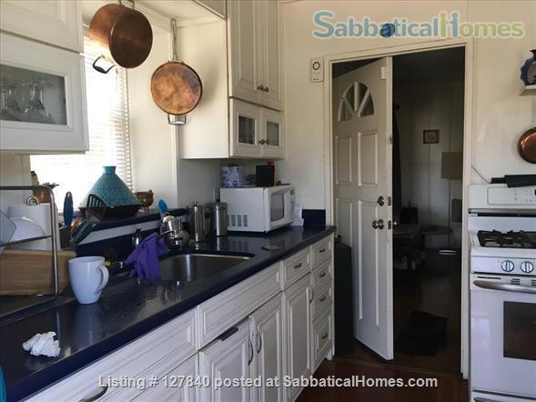 Stylish 1930s Home with Beautiful Garden and View Home Rental in San Diego 4