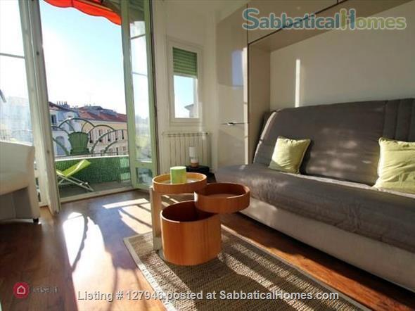 Cozy flat in the heart of Nice Home Rental in Nice, Provence-Alpes-Côte d'Azur, France 1