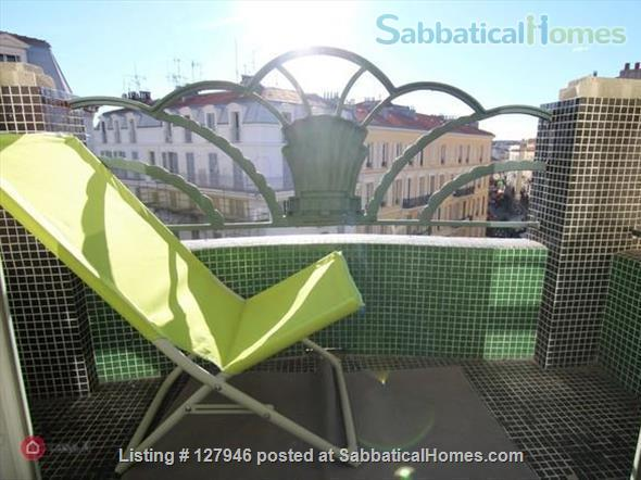Cozy flat in the heart of Nice Home Rental in Nice, Provence-Alpes-Côte d'Azur, France 2