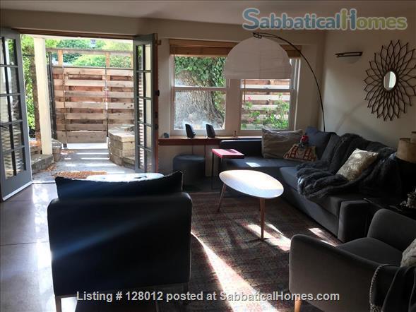 Modern, Quiet, & Central 1BR near UC, Elmwood, Berkeley Bowl Home Rental in Berkeley, California, United States 0