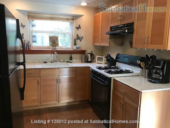 Modern, Quiet, & Central 1BR near UC, Elmwood, Berkeley Bowl Home Rental in Berkeley, California, United States 3