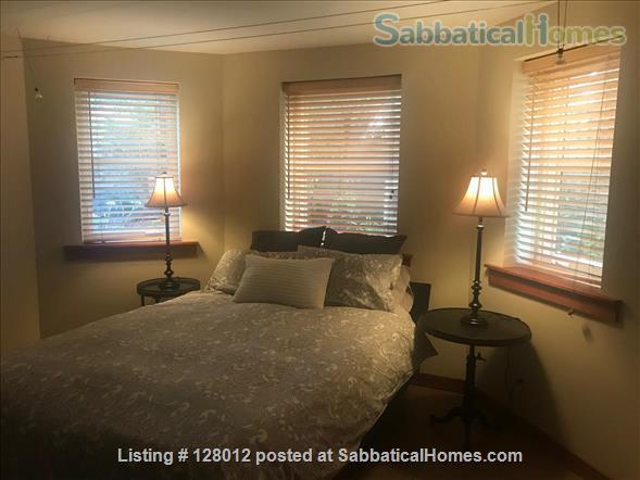 Modern, Quiet, & Central 1BR near UC, Elmwood, Berkeley Bowl Home Rental in Berkeley, California, United States 7