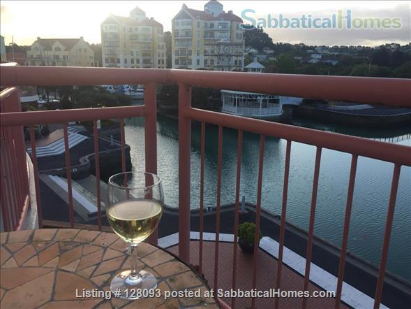 Harbour Village waterfront studio apartment Home Rental in Whangaparaoa, Auckland, New Zealand 1