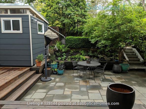 University of Washington//Montlake: quiet, modern 1 bedroom  Home Rental in Seattle, Washington, United States 1