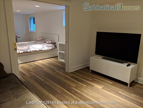University of Washington//Montlake: quiet, modern 1 bedroom  Home Rental in Seattle, Washington, United States 2