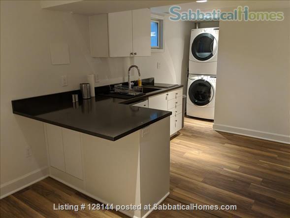 University of Washington//Montlake: quiet, modern 1 bedroom  Home Rental in Seattle, Washington, United States 8